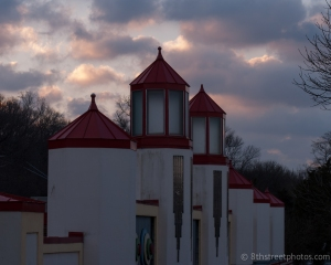 adventure theater towers @ sunrise -  1 - 20140227-DSC_0360 -_