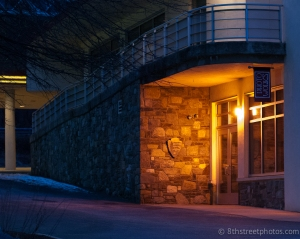 illuminated doorway -  1 - 20140227-DSC_0154 -_