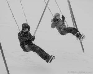 snow swing -  1 - 20140303-DSC_0128 -_