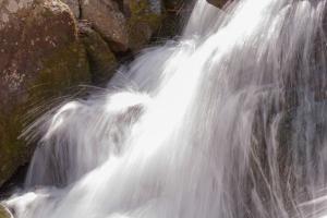 Crabtree Falls - long exposure  - 20140417-DSC_0213 - 20140417