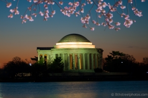 tidal basin cherry blossoms - 20140409-DSC_0063 - 20140409