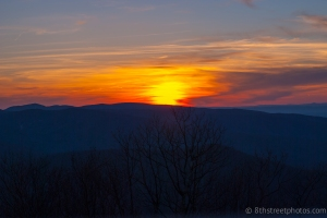 setting sun - 20140416-DSC_0301 - 20140416