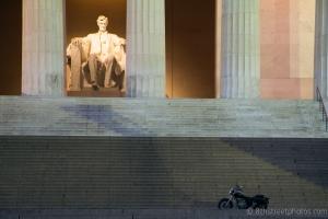 Abe Lincoln, Easy Rider - 20140613-BER_2101
