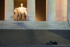 Abe Lincoln, Easy Rider - 20140613-BER_2101