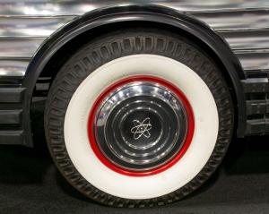 Truck of the Future hubcap - DC Car Show - 20150124-JBB_2421