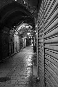 old city alleyway (black and white) - 20150313-_JBB6206