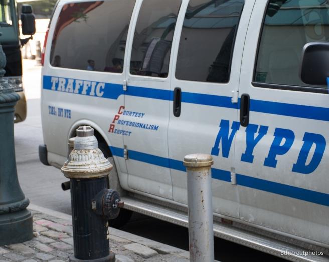 Traffic enforcement at its finest