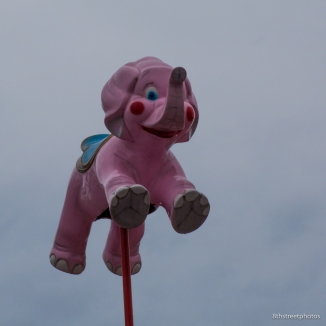 when elephants fly (with assistance)