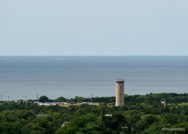 The fire tower from the lighthouse